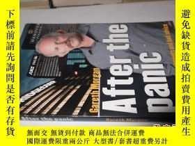 二手書博民逛書店After罕見the panic : surviving bad investments and bad advi
