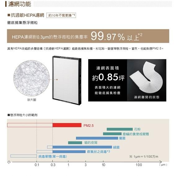 HITACHI 日立 加濕型 空氣清淨機 UDP-K80 **免運費**