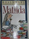 【書寶二手書T1/原文小說_ALP】Matilda_Roald Dahl