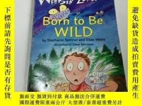 二手書博民逛書店Born罕見to be wild(英文)Y212829