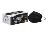 萊潔 醫療防護口罩(成人)-牛仔隕石黑(50入/盒裝)