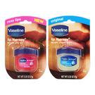 Vaseline 凡士林 瓶裝護唇膏 7g 原味/玫瑰【新高橋藥妝】2款供選