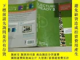 二手書博民逛書店Lecture罕見Ready Student Book 2,Y3