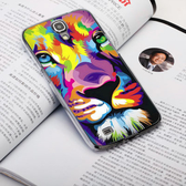 Samsung Galaxy J N075T 手機殼 硬殼 KENZO 潮流獅子