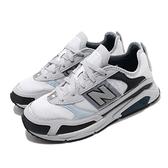 New Balance 慢跑鞋 X-Racer 白 灰 女鞋 運動鞋 休閒鞋 【ACS】 WSXRCHFBB