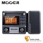 Mooer GE100 吉他綜合效果器【GE-100】