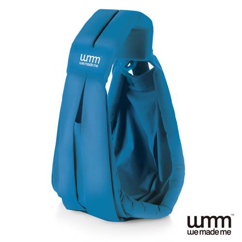 英國WMM-Soohu 舒服 五式親密揹巾- 土耳其藍(附專屬收納袋)