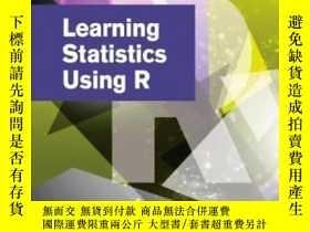 二手書博民逛書店Learning罕見Statistics Using RY256260 Randall (randy) E.