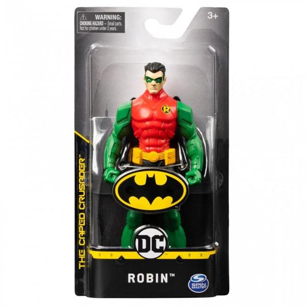 《 DC Universe 》BATMAN蝙蝠俠-6吋人偶- 羅賓 / JOYBUS玩具百貨