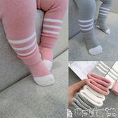 嬰兒襪 童裝春秋季2歲小童襪子加厚男女童寶寶短襪嬰兒護膝套裝 寶貝計畫