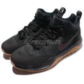 【六折特賣】Nike 籃球鞋 Zoom Rev EP XDR 黑 綠 膠底 運動鞋 男鞋【PUMP306】 852423-010