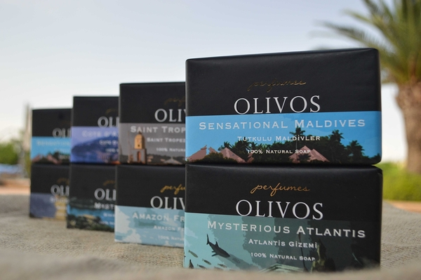 Olivos土耳其手工皂(異國香)250g