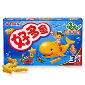 韓國 Orion 好麗友 好多魚餅乾(海苔) 90g【BG Shop】