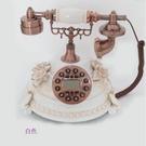 幸福居*麗盛美式古典客廳歐式仿古電話擺件古董電話創意擺設 FTL0222