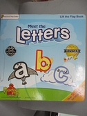 【書寶二手書T4/少年童書_J1G】Meet the Letters_Kathy Oxley