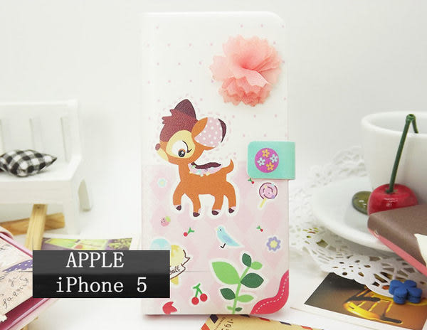 5S 免運+任二件$900韓國 蘋果iphone 5/5S代側翻支架皮套 手機保護外殼 保護套