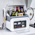 廚房用品家用調味盒多功能置物架 調料架刀架鍋蓋架收納 【母親節禮物】