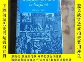 二手書博民逛書店Crime罕見and the Courts in England