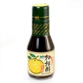 【榖盛】柚椪醋  220ml賞味期限:2019.10.12