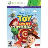 XBOX 360 玩具瘋狂總動員(相容Kinect) -英文版- Toy Story Mania