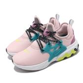【五折特賣】Nike 休閒鞋 Wmns React Presto 紫 綠 女鞋 運動鞋 魚骨鞋 【PUMP306】 CD9015-601