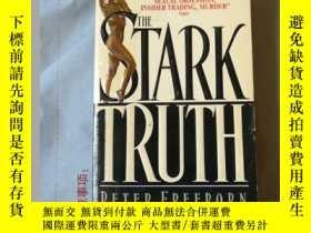二手書博民逛書店The罕見Stark TruthY104986 Peter Av