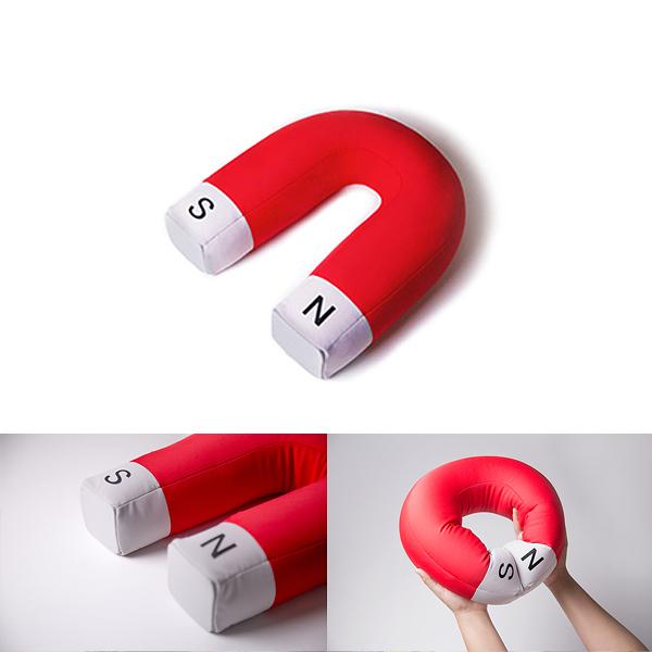 【賽先生科學工廠】N to Sleep磁鐵頸枕 CNY160052