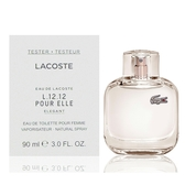 Lacoste Pour Elle Elegant 優雅迷人淡香水 90ml Tester 包裝