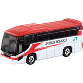 TOMICA 多美小汽車 NO﹒72 Hino Cerega JR Bath Tohoku Komachi Color