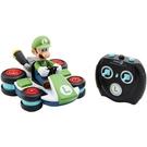 《 任天堂 》超級瑪利歐 路易吉迷你遙控賽車 / JOYBUS玩具百貨