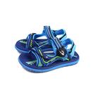 G.P(GOLD PIGEON) 涼鞋 防水 藍色 中童 童鞋 G0711B-20 no446