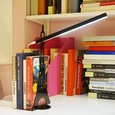 巴黎鐵塔護眼檯燈 LED 宿舍 USB 充電 觸控 閱讀 書架 桌燈 學生 小夜燈 防滑【P22】MY COLOR