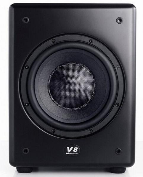 新竹家庭劇院音響店《名展影音》 丹麥M&K SOUND V8 超重低音喇叭/顆