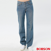 BOBSON 男款寬版嘻哈牛仔褲(1685-58)