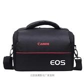 佳能相機包單肩攝影包單反包1300d 1200d600d700d760d750d60d100d 【母親節禮物】