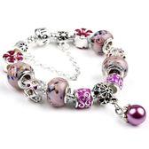女款手鍊 珠子 diy飾品配件 時尚串珠《印象精品》yq161