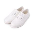 ARRIBA 8孔素面帆布鞋 白 AB-...