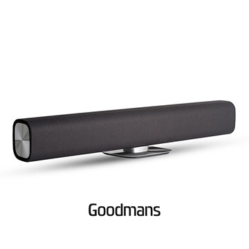 Goodmans ASPECT SoundBar 無線藍牙家庭劇院聲棒 *限宅配*