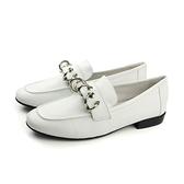 HUMAN PEACE 羊皮 皮鞋 休閒 白色 女鞋 1756-36-25 no411