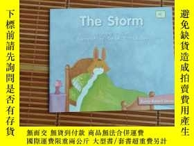 二手書博民逛書店英文原版罕見the stormY17584 Anna mcCart 本書出版社 出版2009