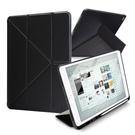 Xmart for 2020 iPad 10.2吋 典雅時尚帶筆槽Y折牛皮皮套