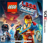 3DS The LEGO Movie Videogame 樂高玩電影(美版代購)