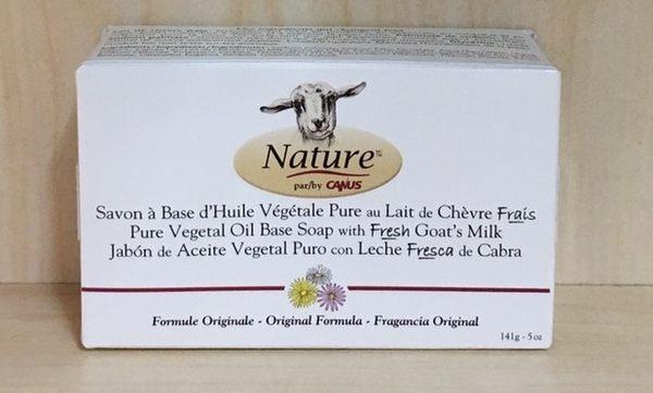 Nature par/by CANUS 羊奶皂-原味