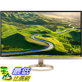[8美國直購] 顯示器 Acer H277HU H7 27吋 16:9 WQHD IPS Monitor (Gold/White)