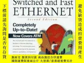 二手書博民逛書店Switched罕見And Fast EthernetY364682 Robert Breyer Ziff-d