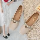 熱賣單鞋 鞋子女2021年新款女鞋韓版不磨腳單鞋女學生豆豆鞋媽媽平底奶奶鞋 coco