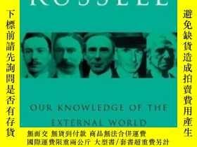 二手書博民逛書店Our罕見Knowledge Of The External World-我們對外部世界的了解Y436638
