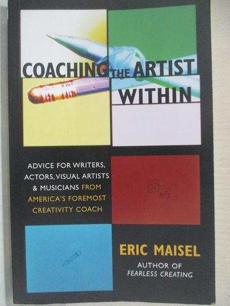 【書寶二手書T1/原文書_AG8】Coaching The Artist Within: Advice For Writers, Actors…