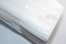 ◆台灣製罩◆傳統型平面拋棄式不織布口罩-經典純白(50片/包)