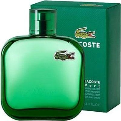 ※薇維香水美妝※  Lacoste L.12.12 Polo衫─綠 男性淡香水 5ml分裝瓶 實品如圖二